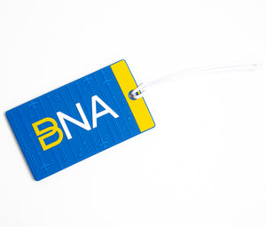 BNA Luggage Tag