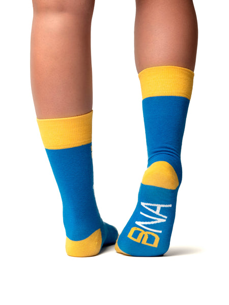 BNA Microphone Socks - Back