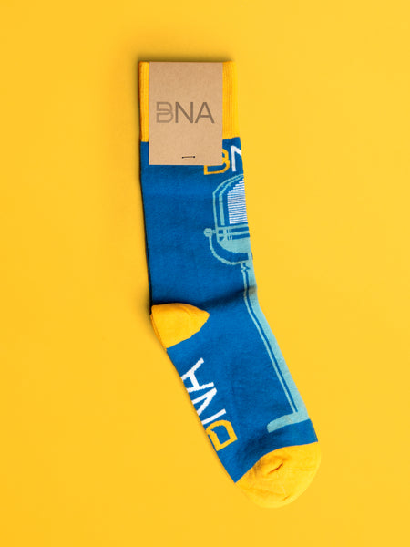 BNA Microphone Socks - Packaged