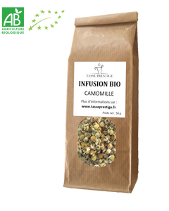 INFUSION BIO - Camomille. 50g