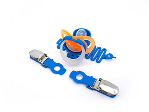 Auto-Retracting Pacifier Holder