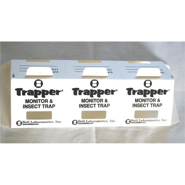 Trapper Insect Monitor & Trap, 5 Pack