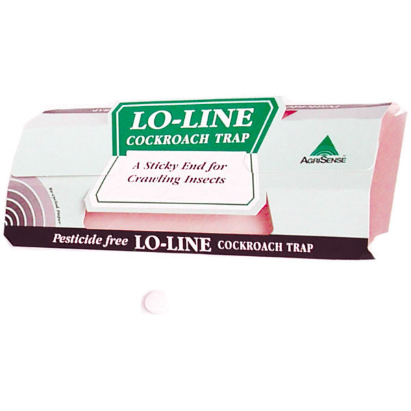 Lo-Line Disposable Cockroach Trap