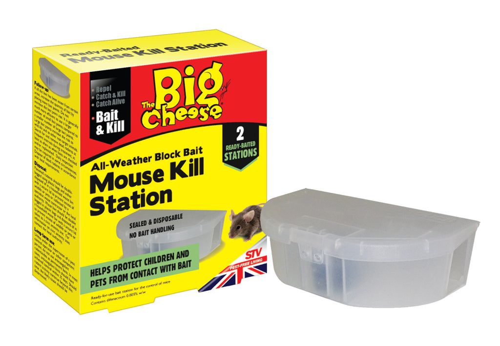 Mouse Kill Station