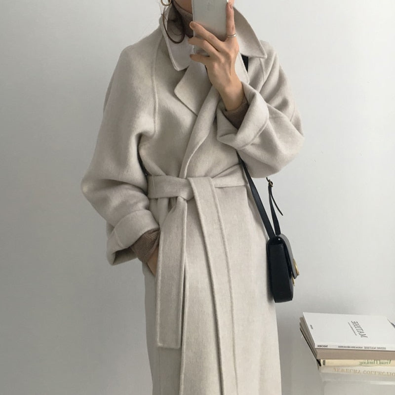Markle Wool Coat