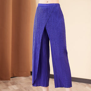 Royal Pleated Trousers