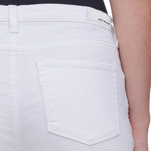 DKNY Bermuda Shorts - WHITE