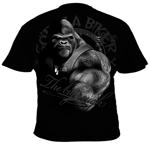 T-Shirt ( GB47 Gorilla Biker All For One )