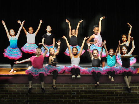 Ballet Introduction (K - 5th grades)