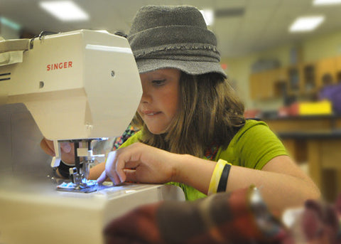 Fashion Forward and Sewing  (3rd - 12th grades)