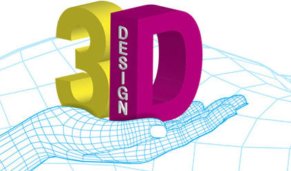 3D Design camp (6th - 12th grades)