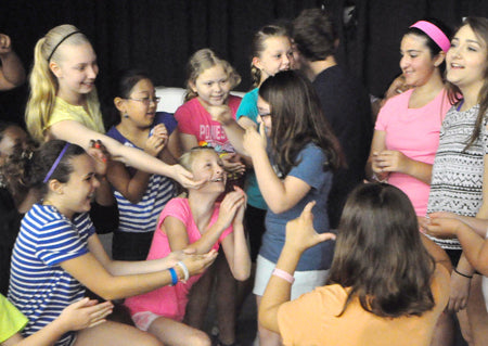 Theatre Skills Intensive (6th - 12th grades)