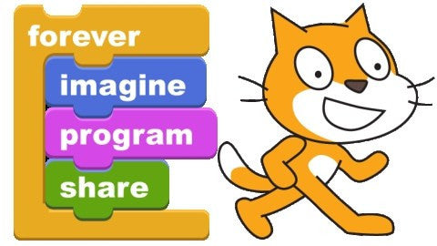 Adventures in MIT's Scratch Programming  (Grades 3rd - 5th)