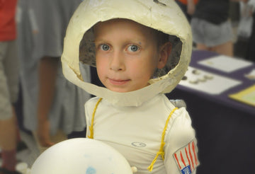 Lost in Space!  (3rd - 5th grades)