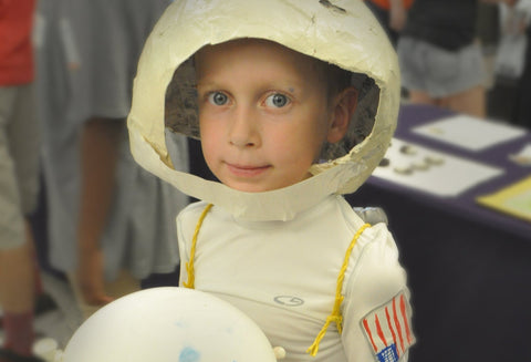 Mission to Mars  (3rd - 5th grades)