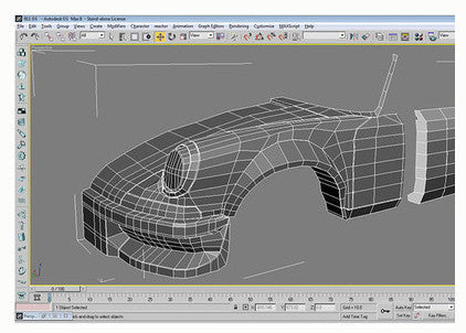CAD 3D Modeling Design and Build  (Grades 6th - 9th)