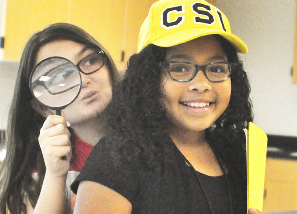 Spy Kids: A CSW Mystery Solving Camp (K-2nd)