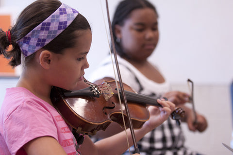 A Day in the Life of Cab : Strings (3rd - 5th grades)