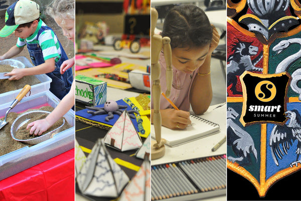 ImagiNation Stations: The Unconventional Camps Week  (K - 5th grades)