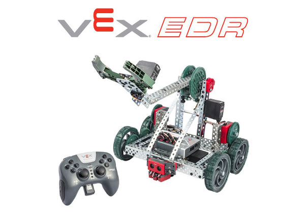 VEX Robotics - Virtual Worlds  (5th - 8th)