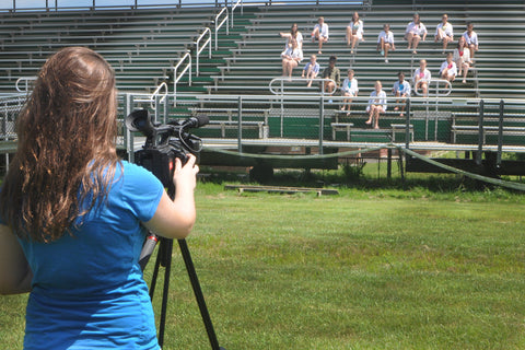 Film Camp 101 (6th - 12th grades)
