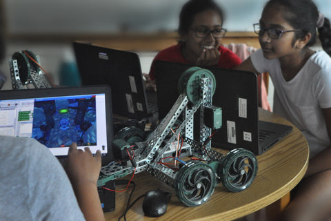 VEX Robotics - Virtual Worlds  (6th - 8th)