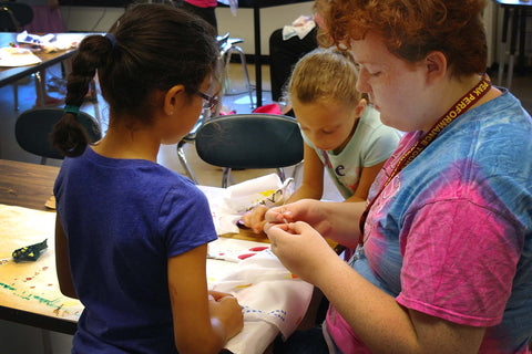 Simple Sewing (K - 2nd grades)