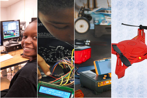 Technology Builders (6th - 12th grades)