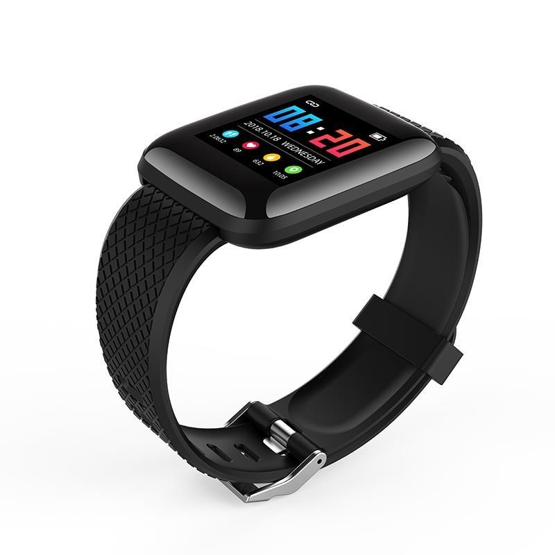 Smartsy Fitness Tracker Smart Watch With Blood Pressure Sleep and Heart Rate Monitor