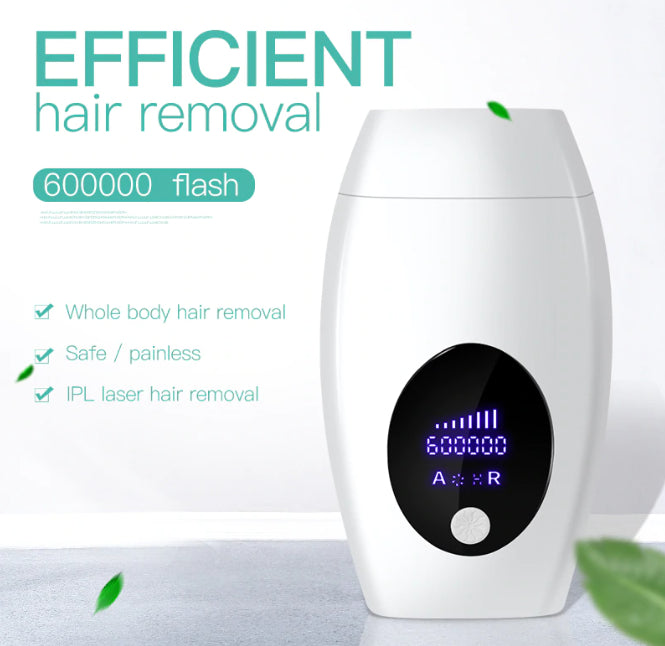 Electronics - Smoothzz Epilator - Best Device For At Home Permanent Laser Hair Removal
