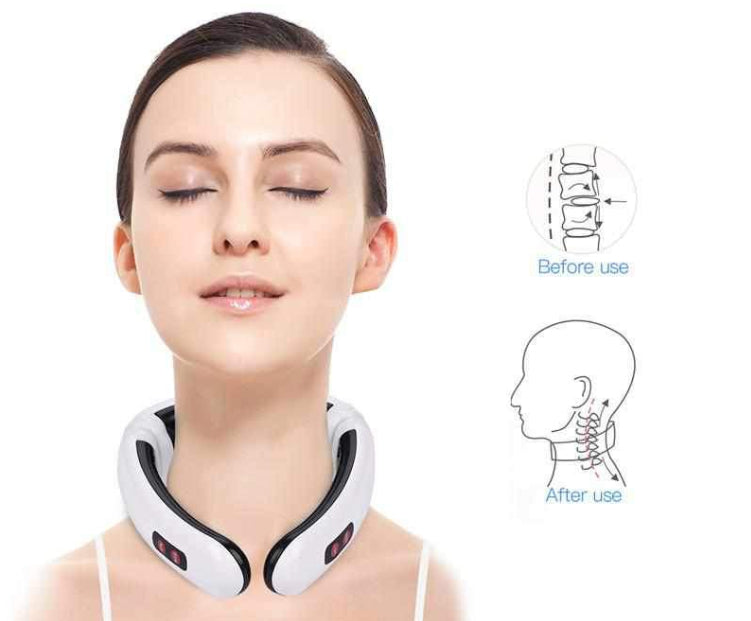 Soothzz Cervical Neck and Shoulder Massager: Your Best Choice for Cordless, Electric and Magnetic Massage Therapy