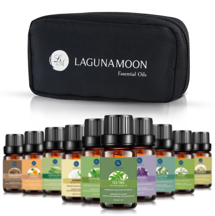Pure Essential Oils - Best Aromatherapy Uses for Sleep, Skin, Health and More