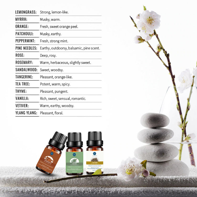 Health And Wellness - Pure Essential Oils - Best Aromatherapy Uses For Sleep, Skin, Health And More