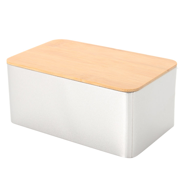 Kitchen And Bath - Foodsy Bread Bin And Box - Best Metal Kitchen Storage Holder And Container For Preserving Cake, Sugar, Tea & More