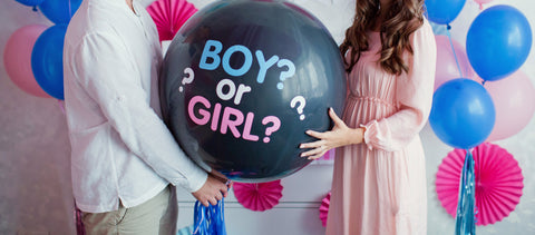 Oh Baby & Gender Reveal