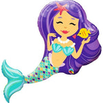 MERMAID 38'' BALLOON