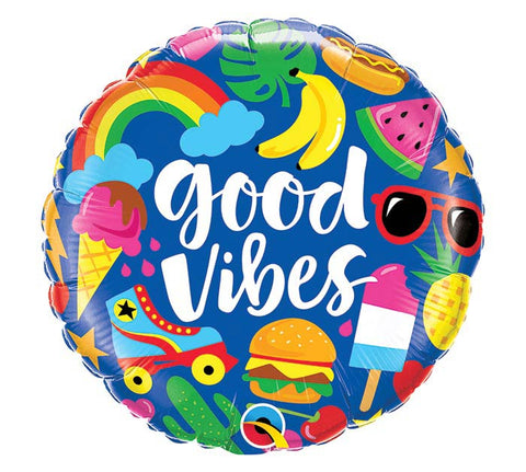 Good Vibes 18'' Balloon