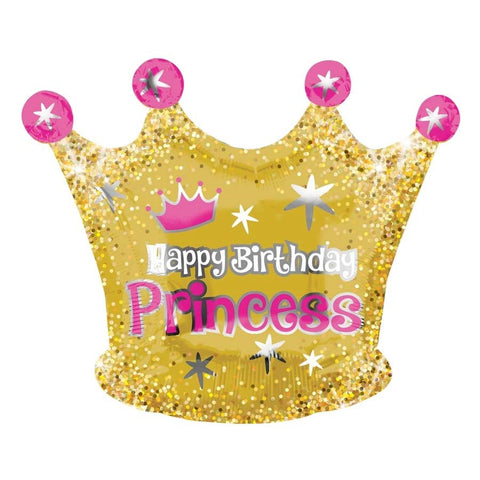Princess Crown 22'' Balloon