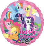 Adventure & Friendship Forever Balloon - My Little Pony