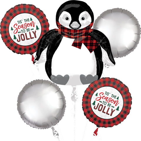 Penguin Balloon Bouquet