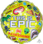 This is Epic Balloon 18''