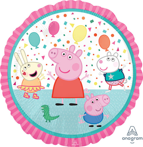 Peppa Pig Party Balloon, 18in