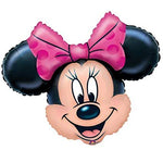 Minnie Mouse Balloon, 28in