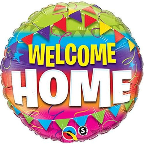 Welcome Home Colorful Fun