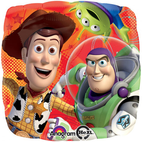 Toy story and buzz birthday