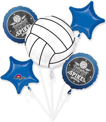 Bump Spike Set Volleyball Bouquet