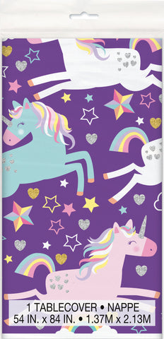 Unicorn Tablecovers - 54in x 84in