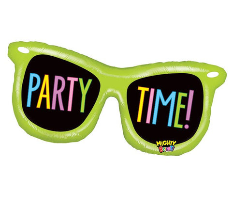 Sunglasses Party Time 38'' Balloon