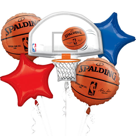 Spalding Basketball Bouquet 5pc.