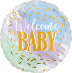 Welcome Baby 18'' Balloon